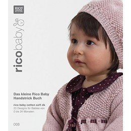Rico Baby Buch cotton soft dk  003