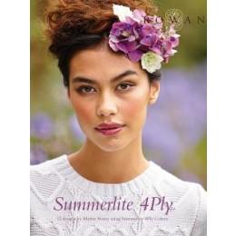 ROWAN Rowan Summerlite 4ply Collection