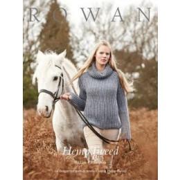 ROWAN Rowan Hemp Tweed Collection