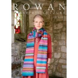 ROWAN Rowan Kaffes Colours FT Collektion